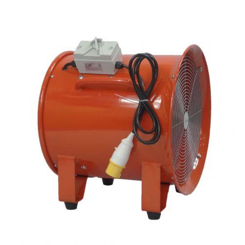 Portable Ventilation / Extraction Dust & Fume Fans 110V & 240V~50Hz